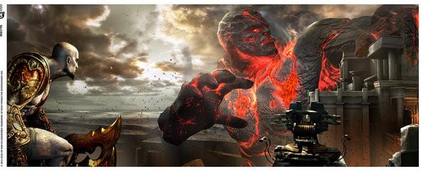 God of War - Titan Muki