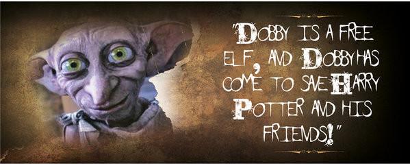Muki Harry Potter - Dobby