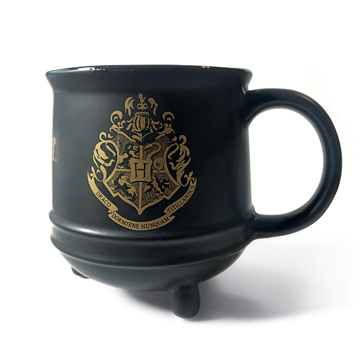 Harry Potter - Hogwarts Crest Muki