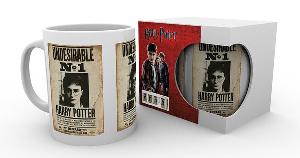 Harry Potter - Undesirable No.1 Muki