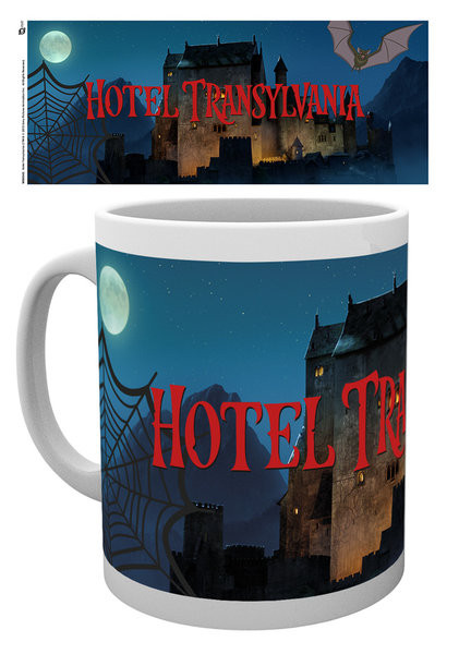 Hotel Transylvania 2 - Logo Muki