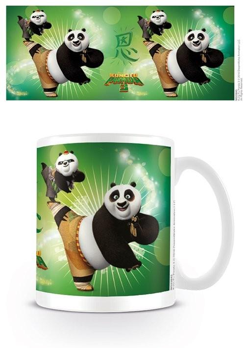Kung Fu Panda 3 - Kick Muki
