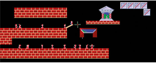 Lemmings - Bricks Muki