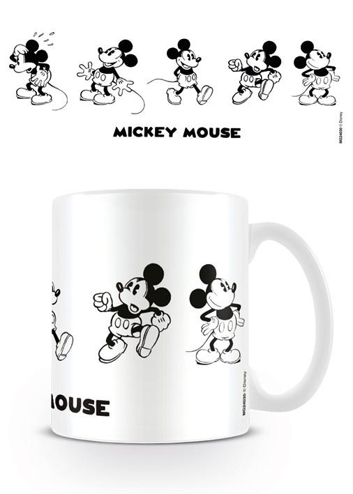 Mikki Hiiri (Mickey Mouse) - Vintage Muki
