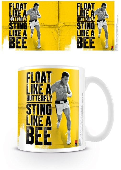 Muki Muhammad Ali - Float like a butterfly,sting like a bee