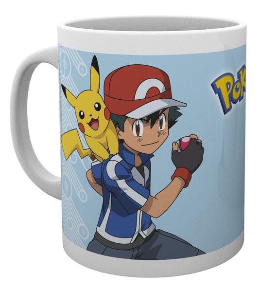 Pokémon - Ash Muki