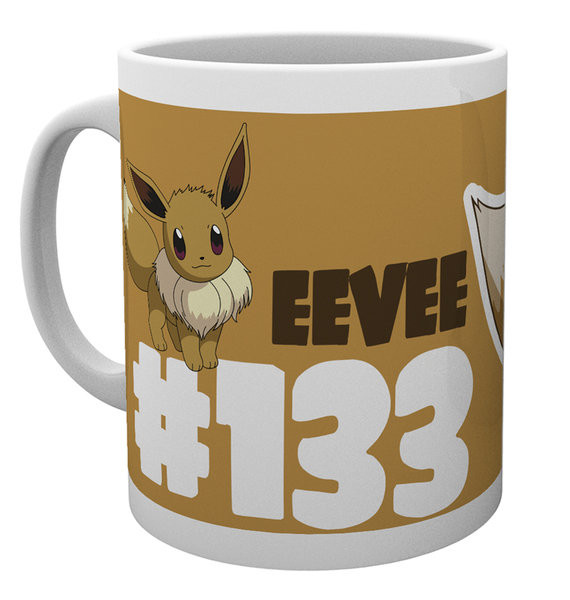 Pokemon - Eevee 133 Muki