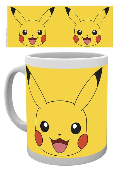 Pokémon - Pikachu Muki