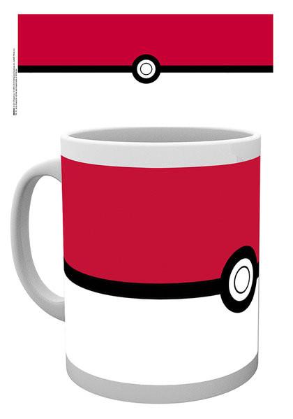 Pokémon - Pokeball Muki