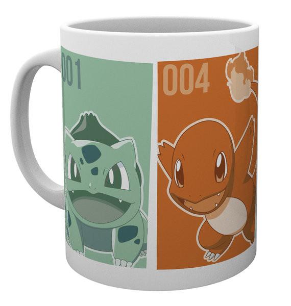 Pokemon - Starters Muki