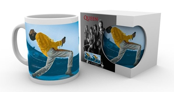 Queen - Wembley Muki