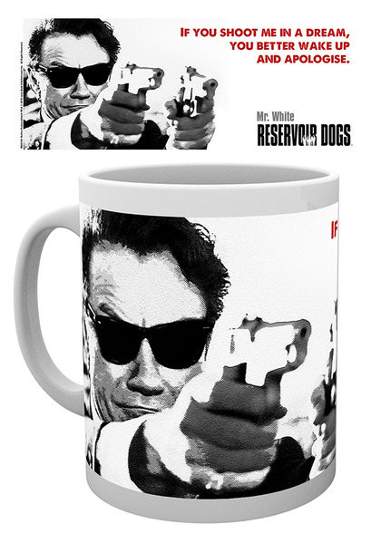 Reservoir Dogs - Mr White Muki