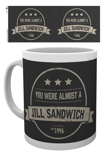 Resident Evil - Jill Sandwich Muki