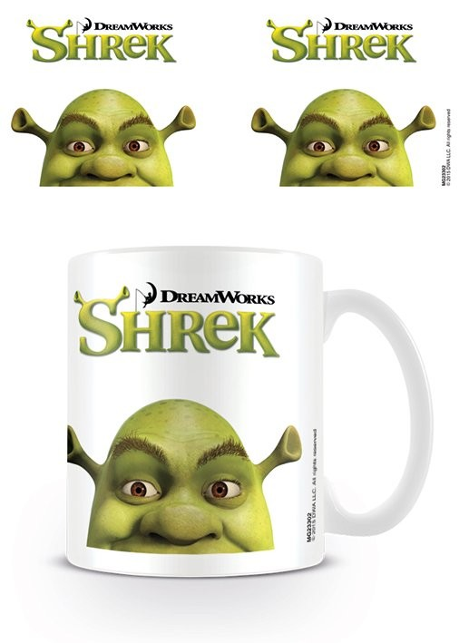 Shrek - Face Muki