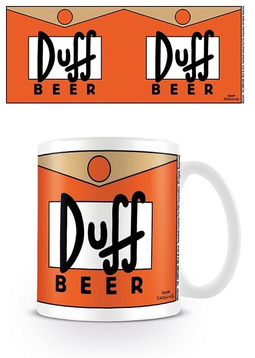 Simpsonit - Duff Beer Muki