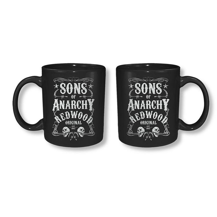 Sons of Anarchy - Logo Muki