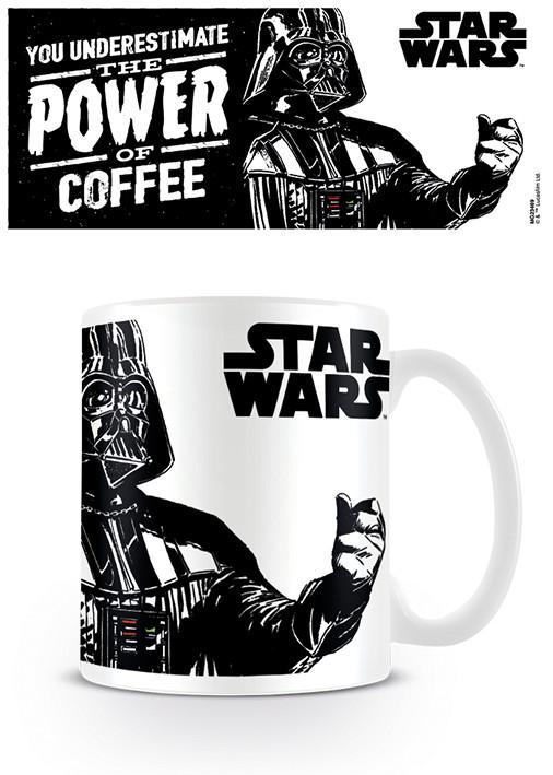 Star Wars - The Power Of Coffee Muki