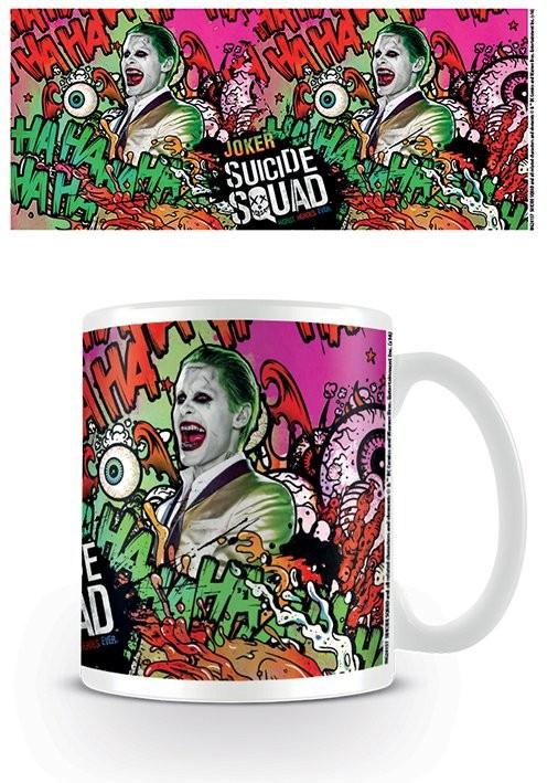 Suicide Squad - Joker Crazy Muki