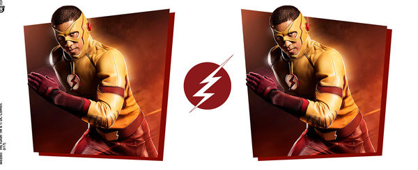 The Flash - Kid Flash Muki