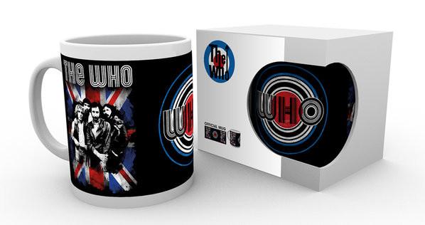 The Who - Flag Muki