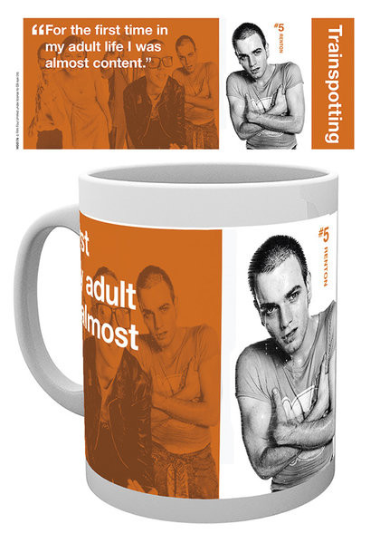 Trainspotting - Renton Muki