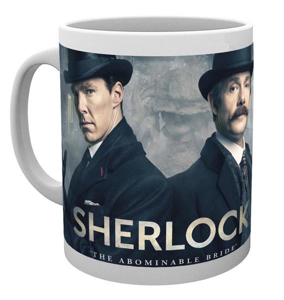 Uusi Sherlock - Bride Muki