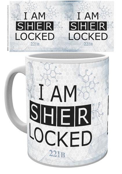Uusi Sherlock - Sherlocked Muki