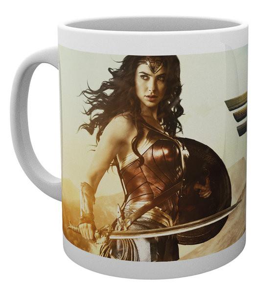 Wonder Woman - Sword Muki