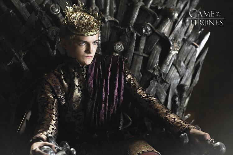 Murais de parede A Guerra dos Tronos - Joffrey Baratheon