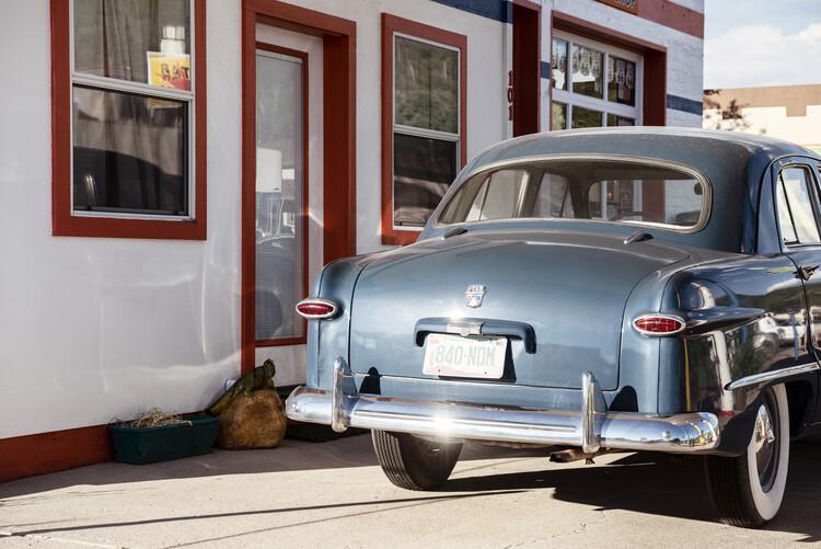 Murais de parede American West - Retro Ford Arizona