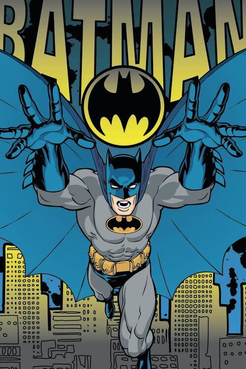 Murais de parede Batman - Action Hero