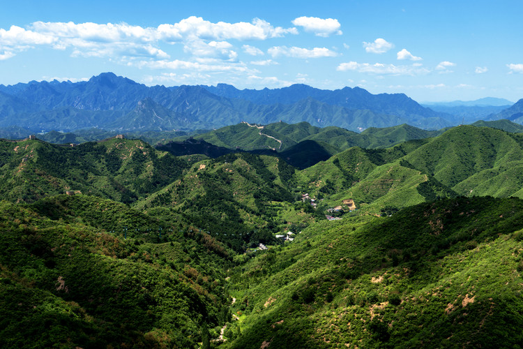 Murais de parede China 10MKm2 Collection - Great Wall of China