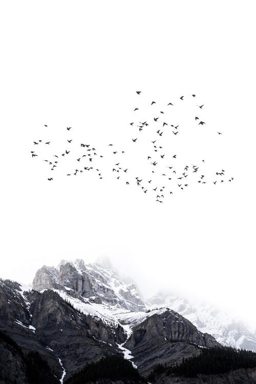 Murais de parede The Mountains