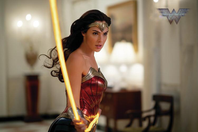 Murais de parede Wonder Woman - Diana Prince