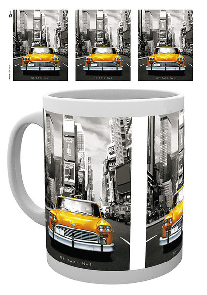 Cup New York - Taxi No. 1