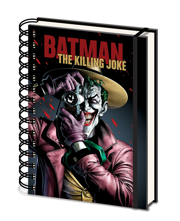 Notebook Batman - The Killing Joke Cover