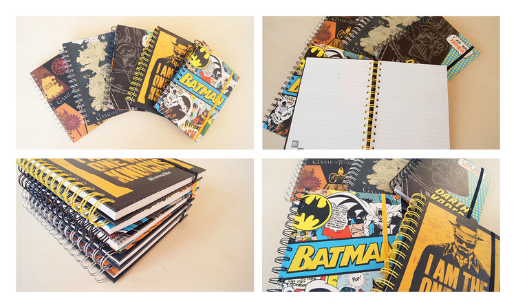 Notebook DC Originals - Harley Quinn A5