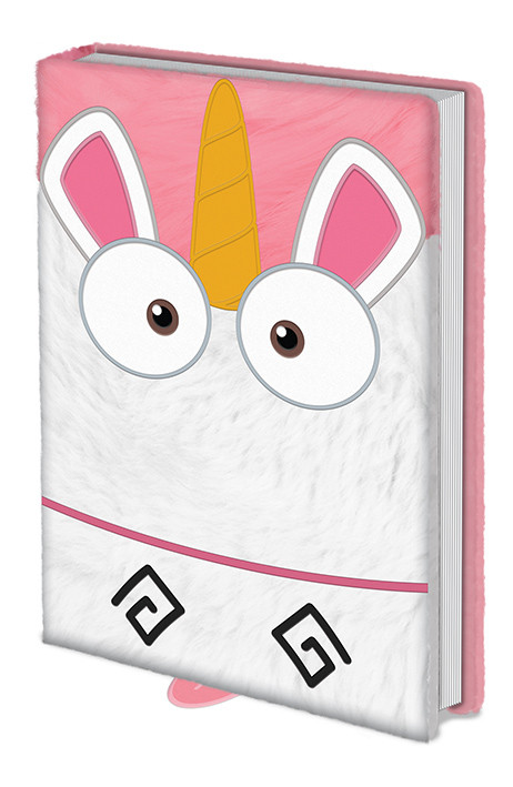 Notebook Despicable Me - It's So Fluffy!!
