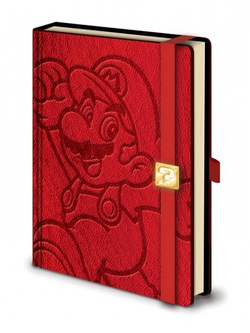Notebook Mario - A5 Premium