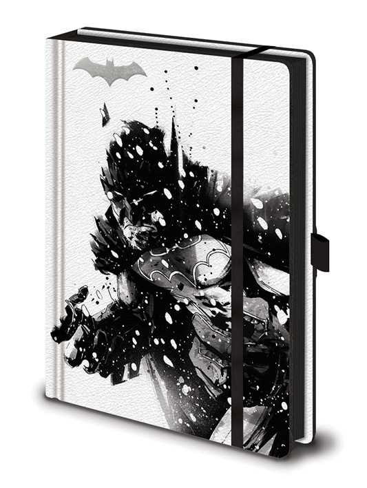 Batman PREMIUM - Arctic Notebook