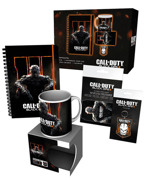 Call of Duty: Black Ops 3 Notebooks