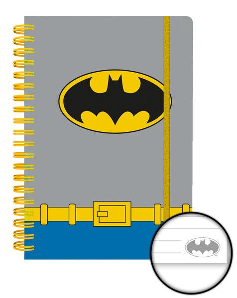 DC Comics - Batman Costume Notebook