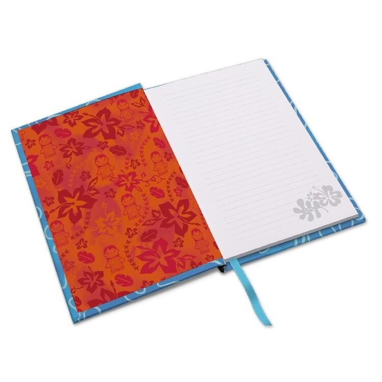 Notebook Disney - Lilo & Stitch