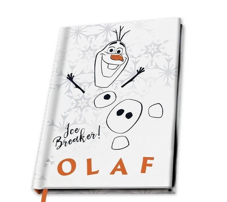 Notebook Frozen2 - Olaf