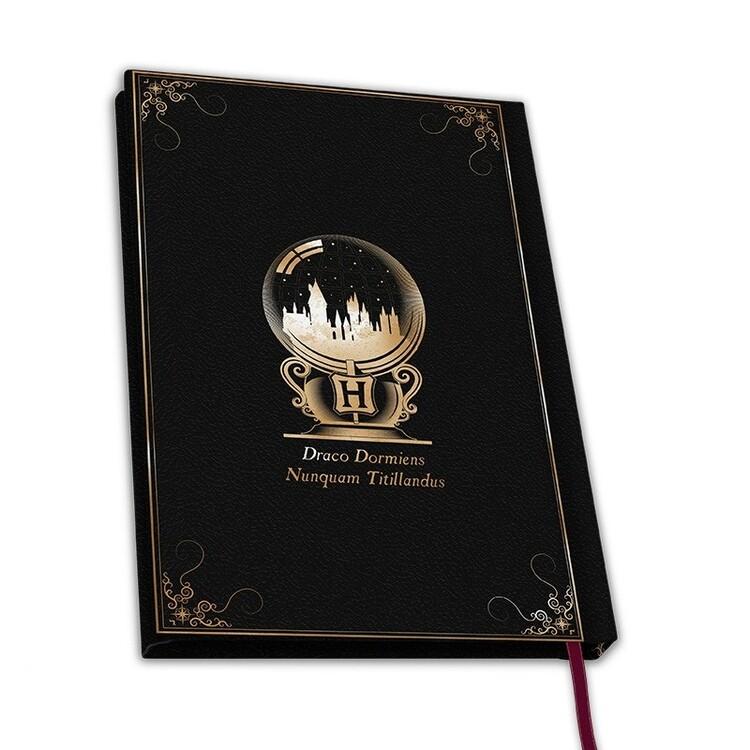Notebook Harry Potter - Hogwarts