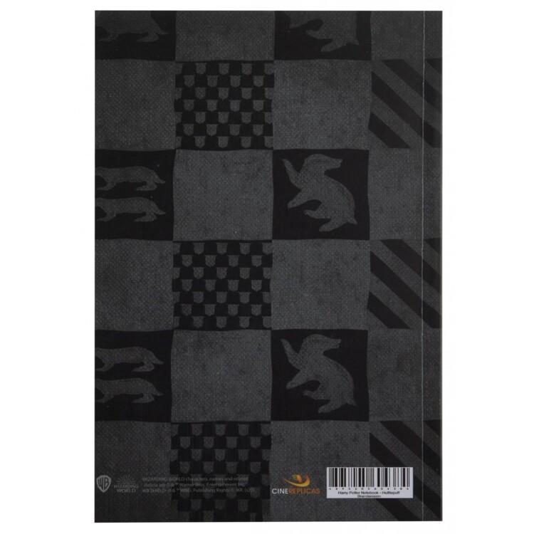 Notebook Harry Potter - Hufflepuff