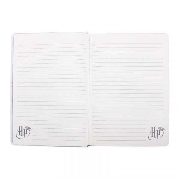 Notebook Harry Potter - Lightening Bolt A5
