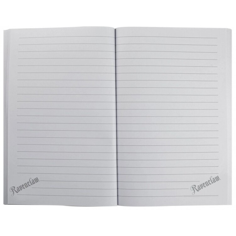 Notebook Harry Potter - Ravenclaw