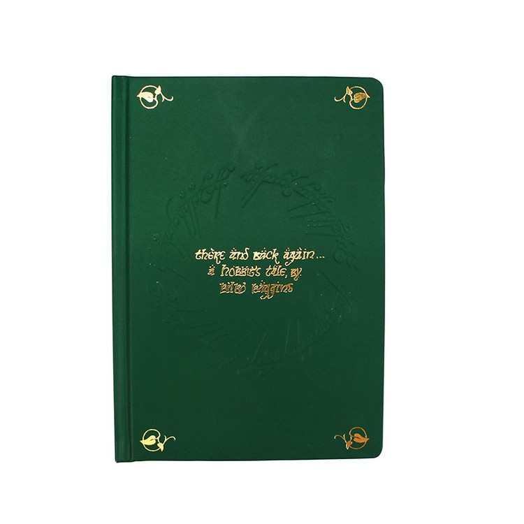 Notebook Lord Of The Rings - A Hobbit's Tale