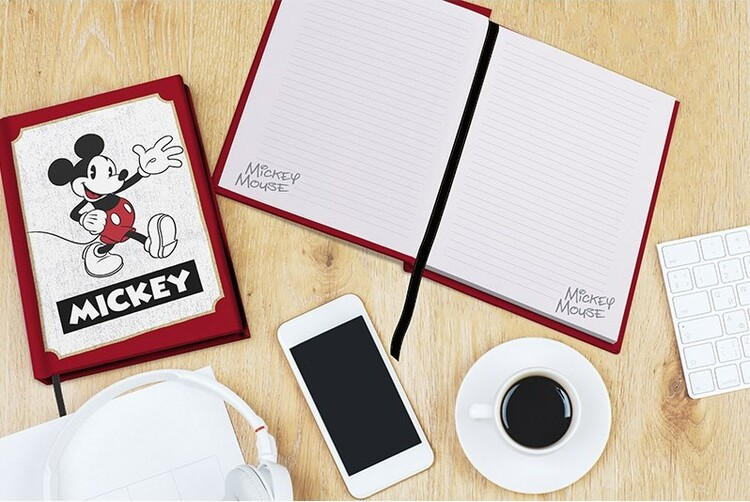 Notebook Mickey Mouse